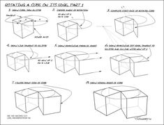 how to rotate design sketching - Szukaj w Google
