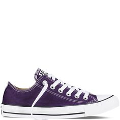 Converse - Chuck Taylor All Star Fresh Colors -Eggplant Peel - Low Top -  size fcbe1f6df