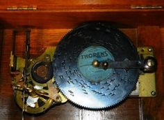 "Thorens AD30 music boxes appear regularly for sale on eBay. These music boxes are now 50 to 75 years old, a date point that implies ""age"" to younger collectors. At $150 to $300, the Thorens AD30 is affordable for those who are fascinated with the music box concept and want to own one. Check out this awesome WorthPoint article!"