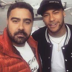 Ney ontem com fã no dentista 😍😍😍 #neymarjr#neymarzete