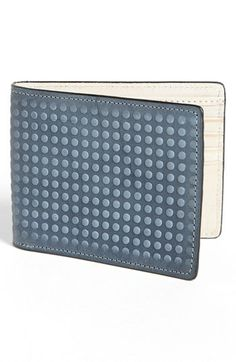 J Fold 'Altrus' Bifold Wallet Men Wallet, Nordstrom, Mens Fashion, My Style, Store, Makeup, Clothing, Leather, Jewelry