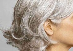 cabelos grisalhos = cortes fabulosos