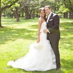 This a A Modern Wedding in Cincinnati, OH