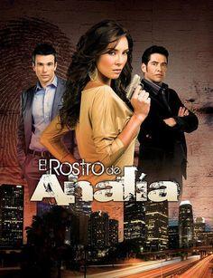 El Rostro de Analía (TV Series 2008- ????)