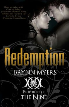 Book one in the Prophecies of The Nine series Kylah & Aerric's story http://www.amazon.com/Redemption-Prophecies-The-Nine-Volume/dp/0989158535/ref=sr_1_2?ie=UTF8&qid=1381005317&sr=8-2&keywords=brynn+myers