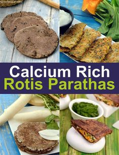 Rotis Parathas to boost your Calcium | Page 1 of 3