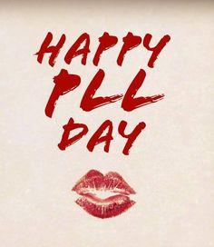 Happy PLL Day!!!