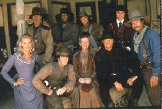 magnificent seven tv series | Just who are these people?!