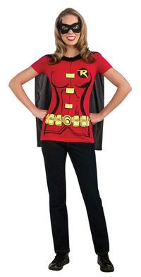 Even though I don't dress up in costumes anymore, I would wear this!