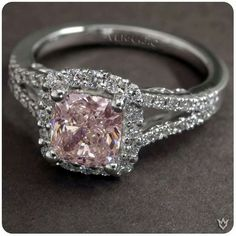 (Verragio ring, style: INSIGNIA-7046) Don't know if I'll ever get married again... But this ring! Yes please!