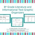 Over 25 graphic organizers and handouts to align your literature and informational texts to the Common Core standards. Editable document makes it e...