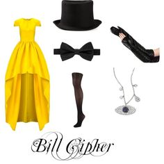 Steal her look - Bill Cipher