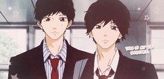 Ao Haru Ride | Tanaka-Sensei and Kou