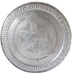 Moroccan vintage tray