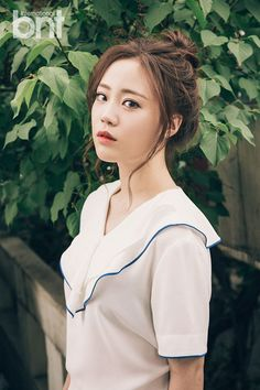 KARA Youngji - Born in South Korea in 1994. #Fashion #Kpop