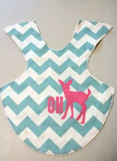 """Baprons"" (Bib/aprons) for little ones."
