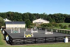 Hyperion Stud - outdoor arena
