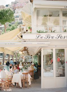 Le Tre Sorelle- the Positano experience with a lovely ocean view, perfect spot for people watching