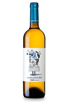 somiatruites etiqueta vino graficas varias #wine #label #vino www.prettywines.com