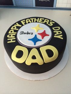 father's day cake pics