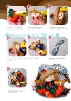 Libro Diseño de muñequeria soft VOL.11 5/36