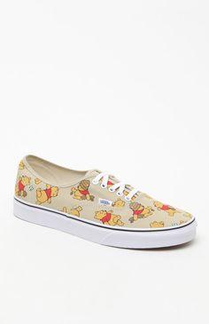 a498e830161 Vans - Disney Winnie The Pooh Authentic Shoes - Mens Shoes - Multi