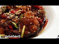 Resep Ayam Kecap Lezat | Cara Membuat Ayam Kecap Mentega - YouTube
