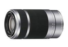 Sony E 55-210mm F4.5-6.3 OSS Lens for Sony E-Mount Cameras (Silver) - http://www.discountbazaaronline.com/sony-e-55-210mm-f4-5-6-3-oss-lens-for-sony-e-mount-cameras-silver/