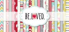 BeLoved - it's pre CHA but I'll likely only see it after Jan, so including it here.  So cute!