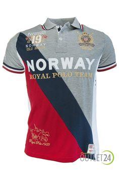 Polokošela Geographical Norway KORWAY GREY