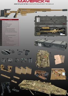 Accuracy International Chassis System