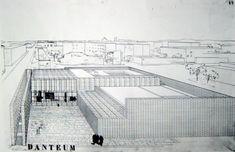 Giuseppe Terragni | Danteum | 1938