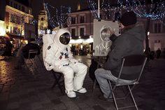 Vie d'Astronaute - AXE Apollo