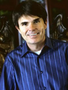 Dean Koontz. My first main writer I fell in love with, still to this day