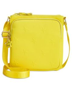 TOMMY HILFIGER Tommy Hilfiger Sporty Neoprene Stars Crossbody. #tommyhilfiger #bags #shoulder bags #leather #crossbody #