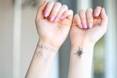 Voyage Collection esprit d'encre tatouages par SpiritInk sur Etsy