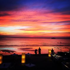 New blog entry - Unspoiled Thailand, Koh Chang #kohchang #sunset #travel #thailand