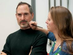 Steve Jobs Wax Figure Is Eerily Realistic.  Madame Tussauds unveiled the first pictures of a wax figure of Steve Jobs that will go on display at its Hong Kong location later this month to commemorate the one-year anniversary of his death