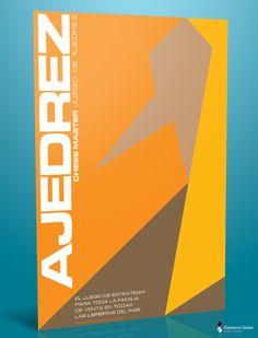 AJEDREZ - diseño de piezas y tablero