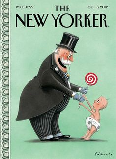 Ian Falconer | The New Yorker Covers