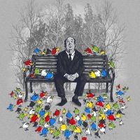 The Birds .vs. Alfred Hitchcock