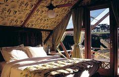 Luxury camping, RS, Brasil.