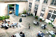 Café de lInstitut Suédois - 11 Rue Payenne, 75003 Paris