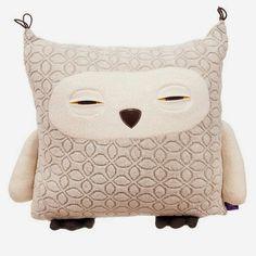Pillow búho