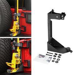 Jeep Gear, Jeep Jk, Jeep Truck, Jeep Wrangler Accessories, Jeep Accessories, Hi Lift Jack Mount, Best Jeep Wrangler, 4x4, Tactical Truck