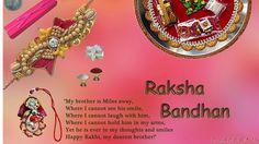 Raksha Bandhan Quotes and Messages Wallpapers Raksha Bandhan Greetings, Raksha Bandhan Wishes, Wallpaper 2016, Full Hd Wallpaper, Message Wallpaper, Wallpaper Quotes, Happy Raksha Bandhan Messages, Rakhi Wallpaper, Rakhi Photo