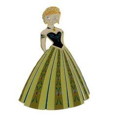 Your WDW Store - Disney Princess Pin - Disney's Frozen Anna