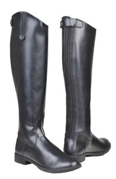 HKM Children's New General Riding Boot.  A great dress boot for competitions and only £58.00.  Free delivery and returns at EQUUS.