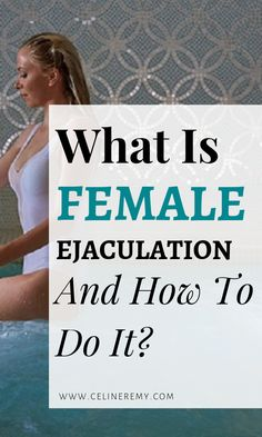 Have you heard of female ejaculation? Maybe you think it's not real. Or maybe you are very curious about how to squirt. Click through to learn all about female ejaculation and how to do it. Female Pleasure, Foreplay, Pelvic Floor, Sex And Love, Healthy Relationships, Relationship Advice, Feelings, Dating, Girl Logic