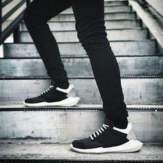 buy online cc279 f07e0 ADIDAS X RICK OWENS TECH RUNNER Rick Owens Sneakers, Footwear, Adidas, Mens  Fashion